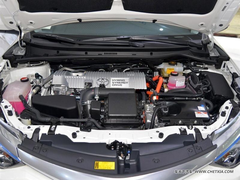 【图】雷凌 2016款 双擎 1.8h v cvt豪华版其他与改装