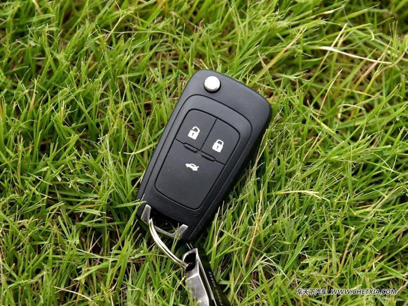 上汽通用雪佛兰 科沃兹 科沃兹 2016款 1.5l 自动欣尚版 其他与改装