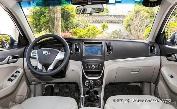 吉利新远景新增1.8l at车型