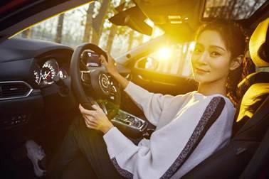 王媛可 x Mazda CX-8|心随所驭,胜景随行