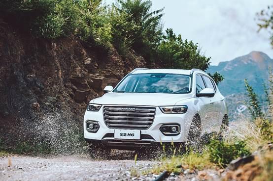 H6领衔 哈弗勇夺SUV上半年销冠