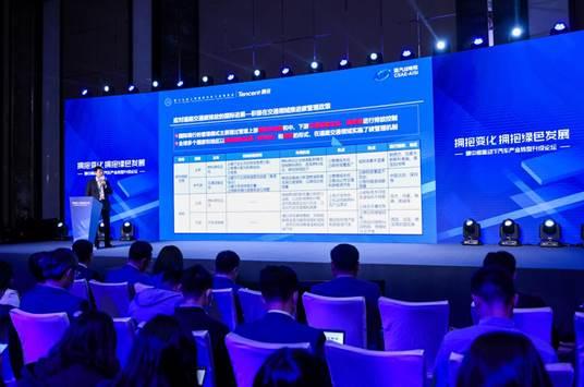 """上海车展首度聚焦""""碳中和"""" ,数字化、绿色化双化融合成行业共识-第1张图片-汽车笔记网"""