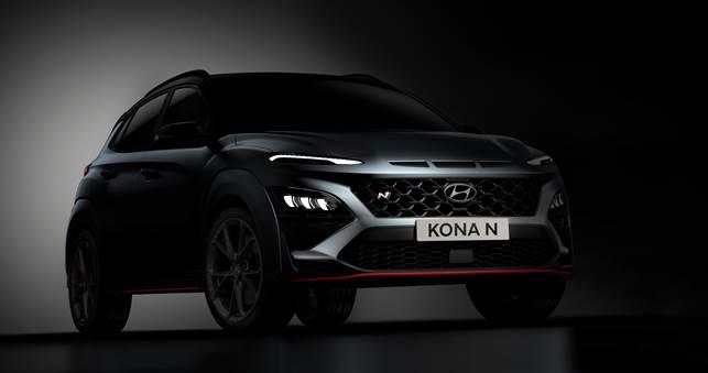 现代汽车高性能家族再添新丁 KONAN即将于N品牌数字展示日发布