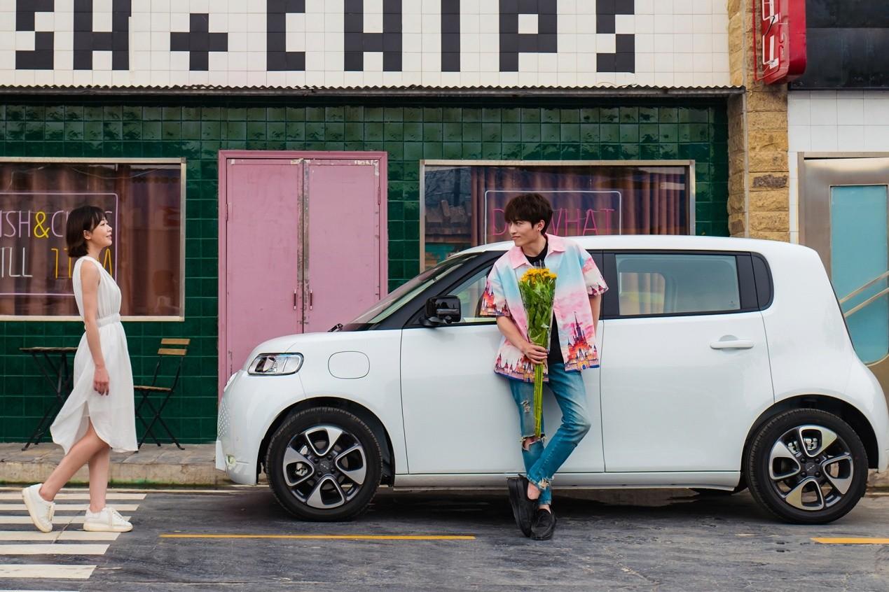 """""""吃软饭""""的欧拉,用这两款车在上海车展上宠粉-第4张图片-汽车笔记网"""