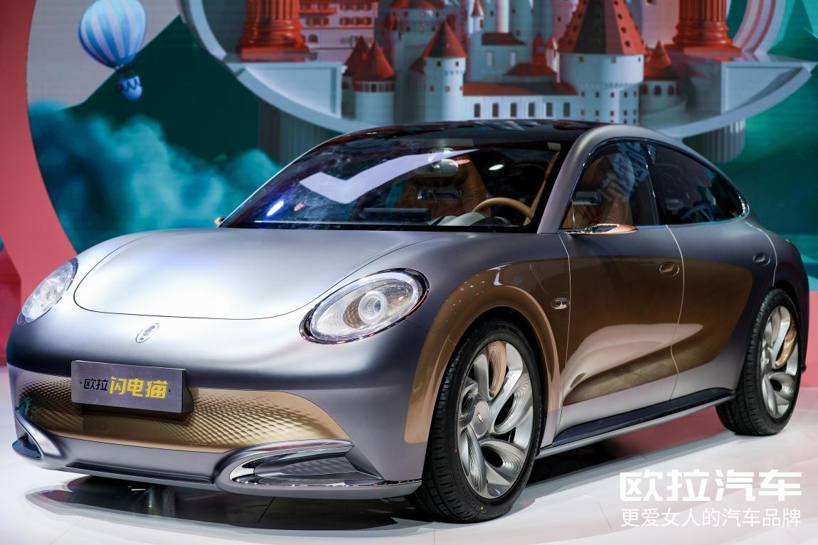 """""""吃软饭""""的欧拉,用这两款车在上海车展上宠粉-第6张图片-汽车笔记网"""