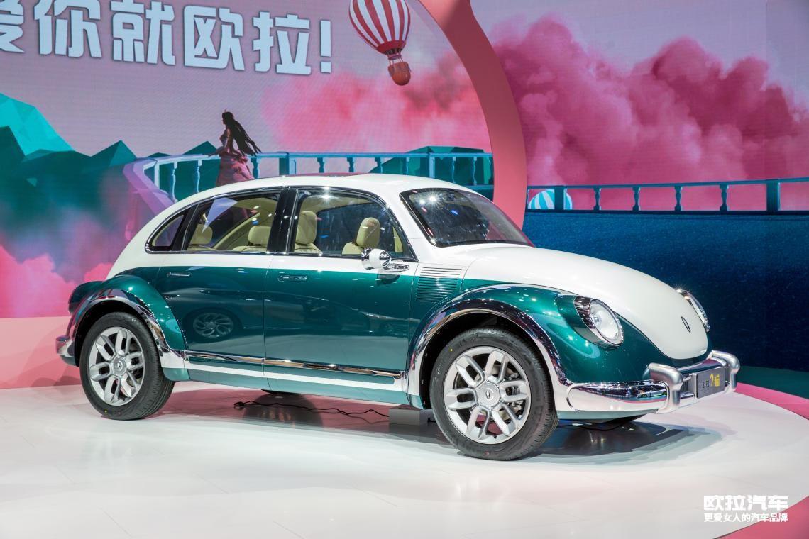"""""""吃软饭""""的欧拉,用这两款车在上海车展上宠粉-第7张图片-汽车笔记网"""