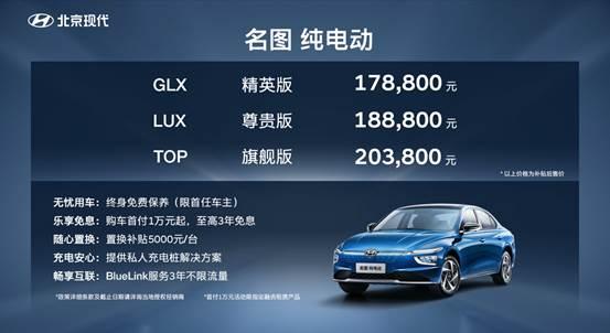 北京新能源指标5月26日正式下发 选车首选名图纯电动-第2张图片-汽车笔记网