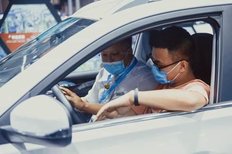 全能小钢炮燃擎来袭 凯翼炫界Pro首秀重庆车展-第6张图片-汽车笔记网