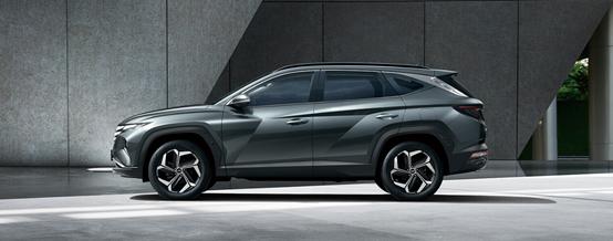 谁是SUV的价值之选?第五代途胜L对比奇骏-第3张图片-汽车笔记网