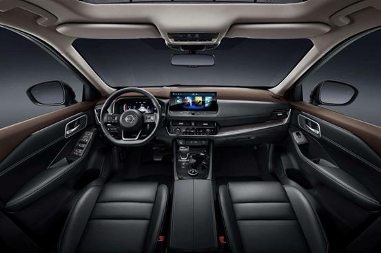谁是SUV的价值之选?第五代途胜L对比奇骏-第11张图片-汽车笔记网