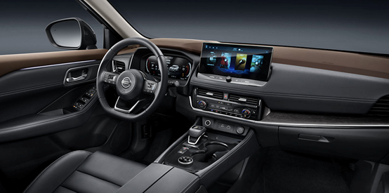 谁是SUV的价值之选?第五代途胜L对比奇骏-第16张图片-汽车笔记网