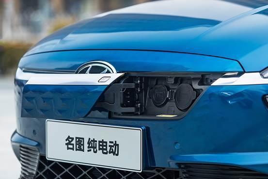 想买高级电动汽车?除了Model 3还可以看看名图纯电动-第5张图片-汽车笔记网