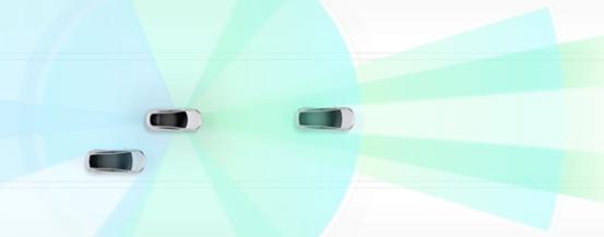 想买高级电动汽车?除了Model 3还可以看看名图纯电动-第10张图片-汽车笔记网