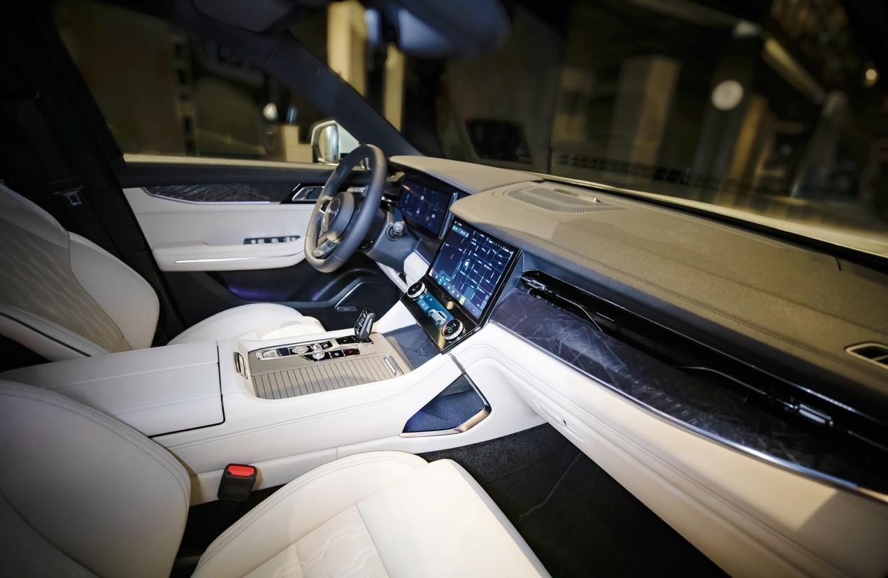 领克09 Captain salon西安起航,携用户共探新豪华生活方式-第4张图片-汽车笔记网