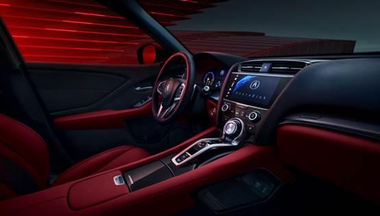 广汽Acura CDX和你相约七夕,驭见爱情-第4张图片-汽车笔记网