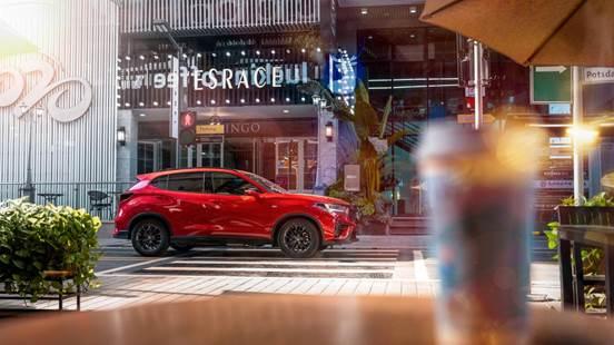 广汽Acura CDX和你相约七夕,驭见爱情-第7张图片-汽车笔记网