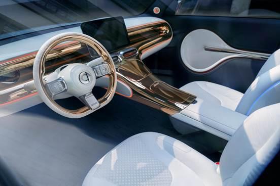 """全新smart精灵#1概念车亮相 奔驰设计演绎""""拥抱对立""""-第2张图片-汽车笔记网"""