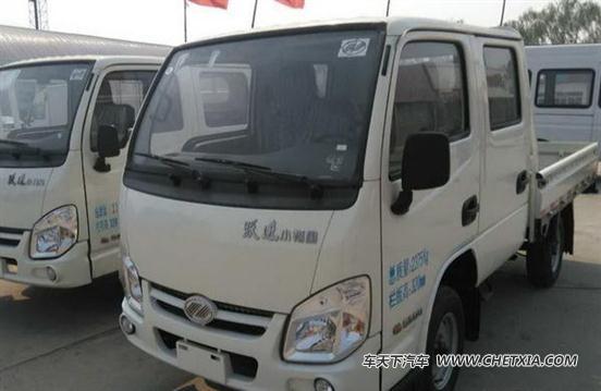 本次促销车型为南京依维柯—跃进s50q-三万二即可提车 北京跃进小福高清图片
