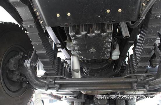 大力神 6X4天龙KC自卸车