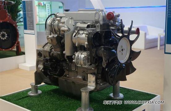 玉柴 yc4s150-50系列柴油发动机