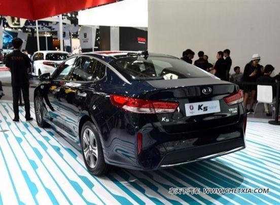 东风悦达起亚K5混动版将于6月26日上市高清图片