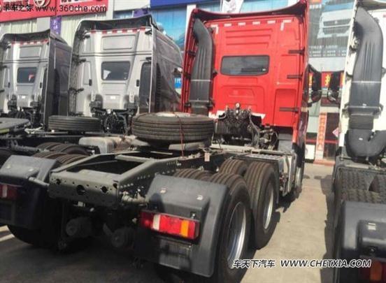 南宁豪沃t7牵引车仅售33.9万