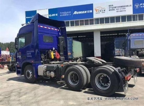 新车优惠 济宁欧曼GTL牵引车火热促销中图片