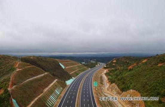 乐西高速明年开建 成都到西昌全程高速